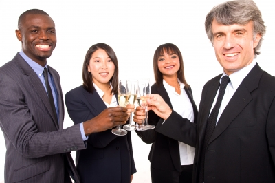 Networking Etiquette with Executive Impressions
