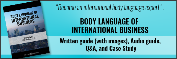 Body language for international business