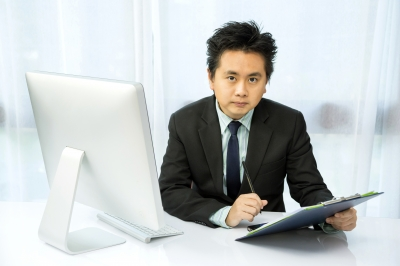 What businessmen should wear to Asian on business