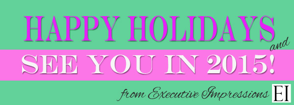 Executive Impressions Holiday Wishes for You!