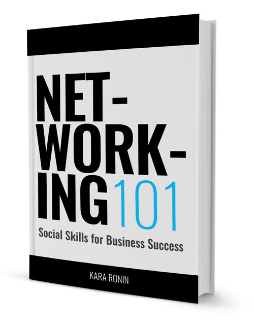 networking 101: social skills for business success