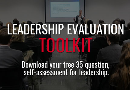 Download your leadership evaluation toolkit.